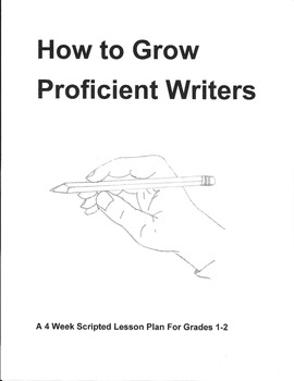 How To Grow Proficient Writers
