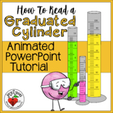 How To Read Graduated Cylinders - Animated PowerPoint Tuto