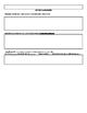 How To Write a NYS Regents DBQ Essay - Graphic Organizer