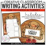#falloween Thanksgiving Writing