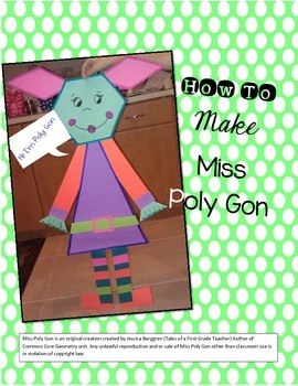 How To make Miss Poly Gon