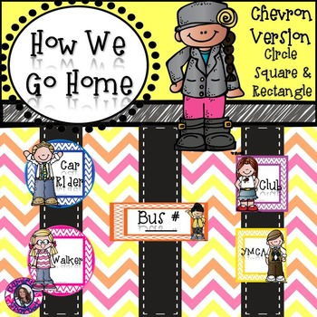 How We Go Home Chevron