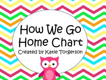 How We Go Home Clip Chart