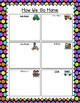 How We Go Home Clip Chart - Colorful Polka Dot Theme Class