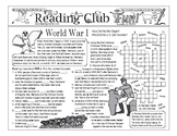 World War I Set - How the War Began and Why the U.S. Got Involved