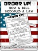 How a Bill Becomes a Law- Order Up!