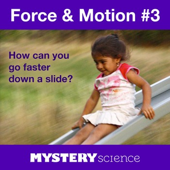 Forces&Motion NGSS:Friction&Forces ❤ BUNDLE:Activity, Read
