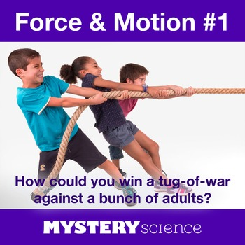 Forces&Motion NGSS:Intro to Forces ❤ BUNDLE:Activity, Read