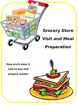 How much does a meal cost? Grocery Store Research and Meal