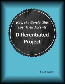 How the Garcia Girls Lost Their Accents - Differentiated F