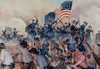 How the North Won the Civil War
