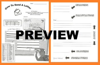 How to Address an Envelope & Write a Formal Friendly Lette