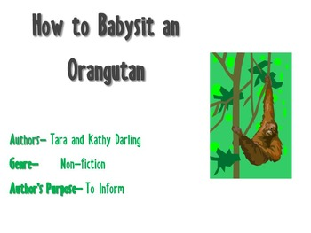 How to Babysit an Orangutan Skills Power Point