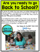 How to Be Ready for a New School Year: 7 TIPS FOR BACK TO SCHOOL