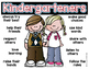 How to Be a Good Kindergartener Poster {freebie!}
