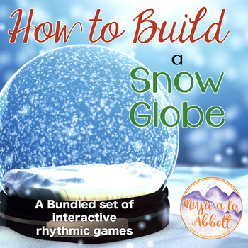How to Build a Snow Globe, Bundled Set