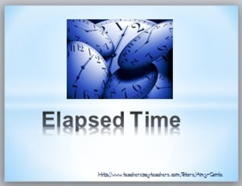 How to Calculate Elapsed Time