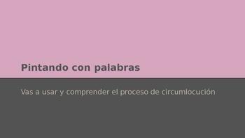 How to Circumlocute in Spanish - PowerPoint