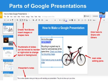 How to Create a Google Presentation