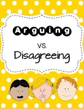 Social Skills | I Respectively Disagree: How to Disagree w
