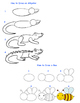 How to Draw Animals Version 2