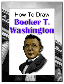 How to Draw Booker T. Washington