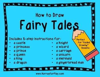 How to Draw Fairy Tales (English)