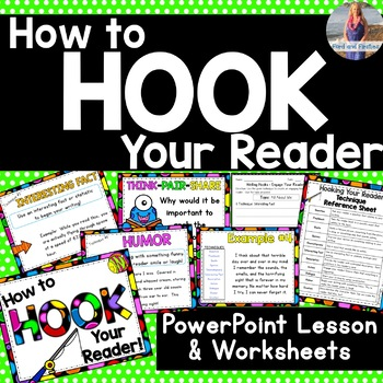 How to Hook Your Readers!