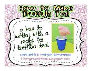 How to Make Truffula Tea