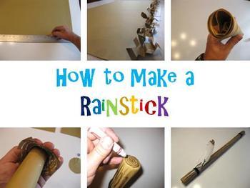 How to Make a Rainstick