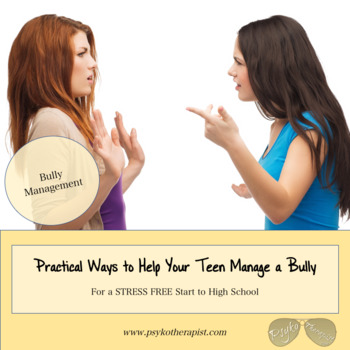 How to Manage a Bully