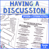How to Participate in a Discussion and Learn From One Anot