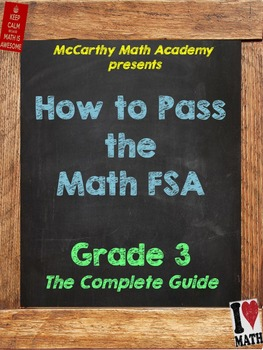 3rd Grade Math FSA Test Prep - FREE VIDEOS - (DEAL ALERT-S