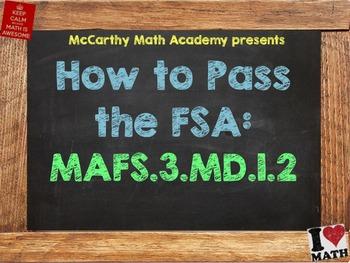 How to Pass the Math FSA - Liquid Volume and Mass - MAFS.3