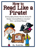 How to Read Like a Pirate: Central Message & Theme for You