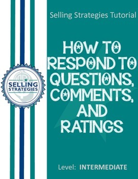 How to Respond to Questions, Comments, and Ratings