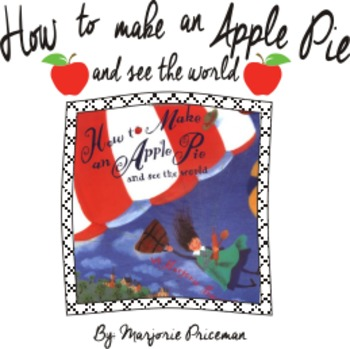 How to Make an Apple Pie and See the World geography eleme