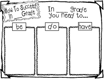 How to Succeed in ____ Grade