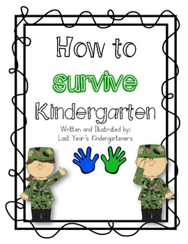 How to Survive--A Class Made book!