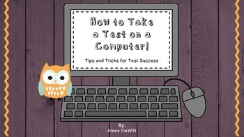 How to Take a Test on the Computer (Tips for Test Success!)