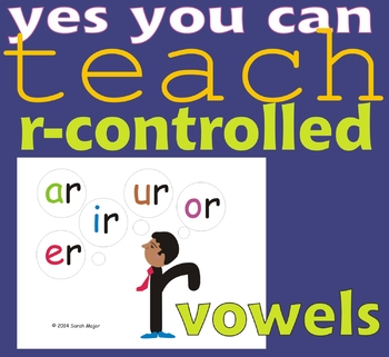 How to Teach R-Controlled Spellings