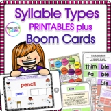 Syllable Bundle: How to Teach Syllable Types