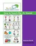 How to Teach the /S/ Sound
