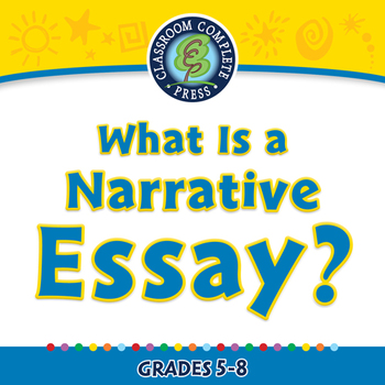 How to Write An Essay: What Is a Narrative Essay? - NOTEBO