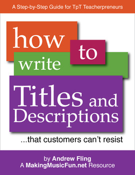 How to Write Titles and Descriptions That Customers Can't