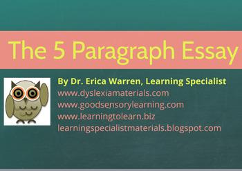 How to Write a 5 Paragraph Essay - Prezi