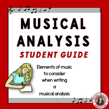 Music Analysis Student Guide