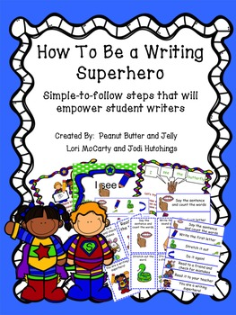 How to be a writing superhero - steps that will empower em