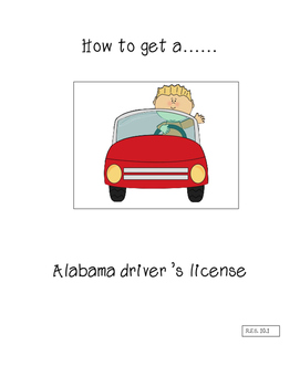 How to get your Alabama driver's licence