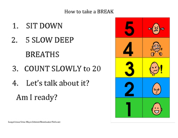 How to take a break.